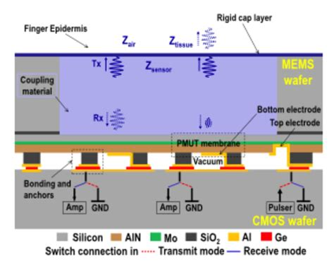 ultrasound application specific integrated circuit 3 d fingerprint scanner beats apple s ee times