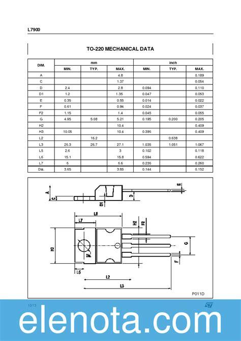 fungsi transistor l7805 p7nk80zfp datasheet pdf stmicroelectronics 28 images stv9211 dane pdf stmicroelectronics