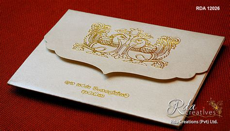 handmade wedding cards in sri lanka rda creations wedding invitations mywedding lk