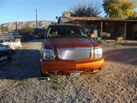 2004 cadillac escalade custom 2004 cadillac escalade ext custom for sale
