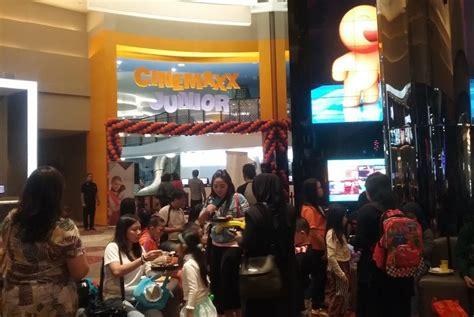 cinemaxx junior cinemaxx luncurkan bioskop anak pertama di asia