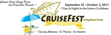west coast swing cruise dance cruise