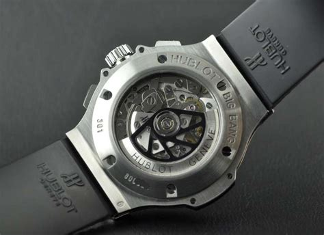 Hublot Premium Quality Mesin Automatic hublot big 301 sx 130 rx automatic review watchreviewblog