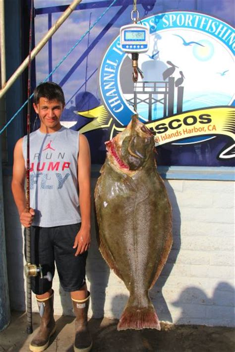 Record California Fishing World Records