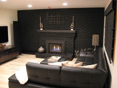 paint brick fireplace ideas fireplace designs