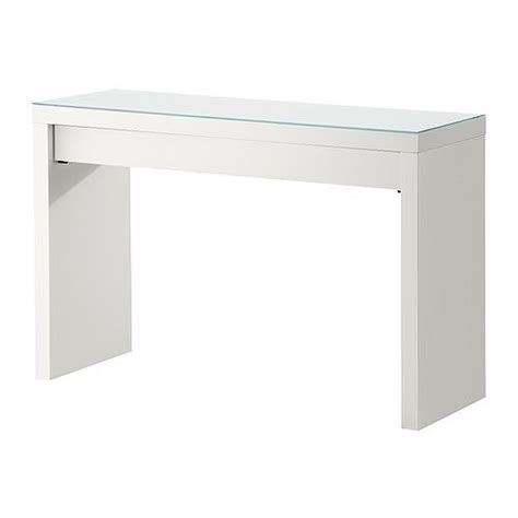 lade scrivania ikea malm dressing table white 120 x 41 cm ikea