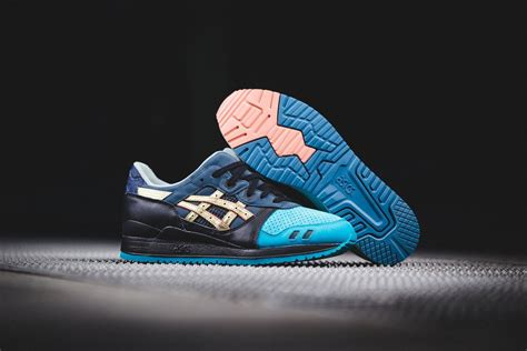 Sepatu Asics Gel Lyte Iii X Ronnie Fieg Premium Quality ronnie fieg x asics tiger gel lyte iii homage the sole supplier
