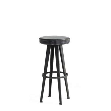 Bar Stools With Studs by Bar Stool With Metal Frame Bar Stool Stud Moroso Luxury