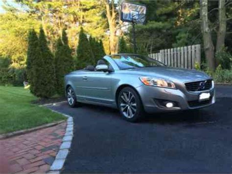 Platina C70 volvo c70 platinum 2013 a well equipped t5 folding