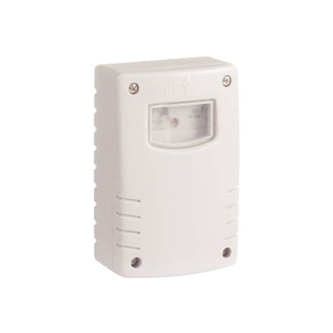 Outdoor Light Switch Timer Outdoor Weatherproof Timer Light Switch Ip44 White New Ebay