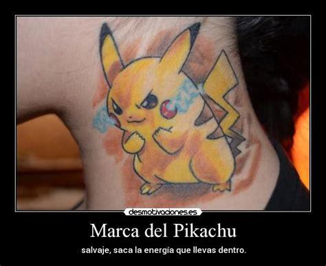 tattoo fail pikachu marca del pikachu desmotivaciones