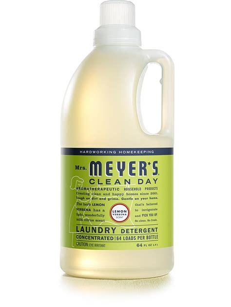 Bibit Parfum Laundry Lemon lemon verbena 64 load laundry detergent mrs meyer s