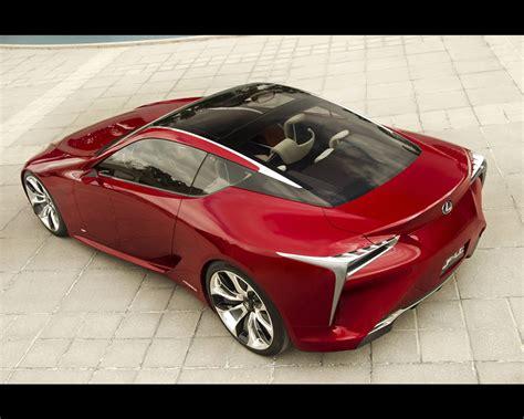 lexus concept sports car lexus lf lc hybrid 2 2 sport coupe design concept 2012