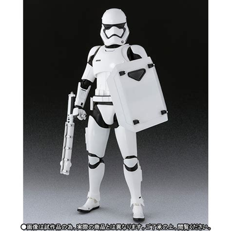 S H Figuarts Order Stormtrooper Special Set tamashii web exclusive s h figuarts order
