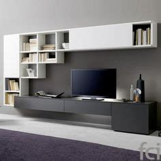 Tv Desks by The Tv Desk And Wall Mounted Unit Looks As If It
