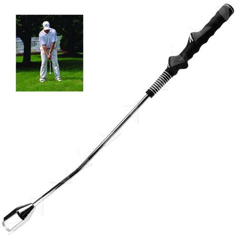 Professional Golf Swing Grip Trainer Warm Up Training Aid