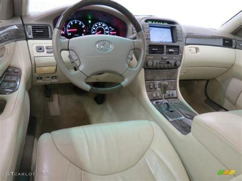 ivory interior 2001 lexus 430 photo 75414110