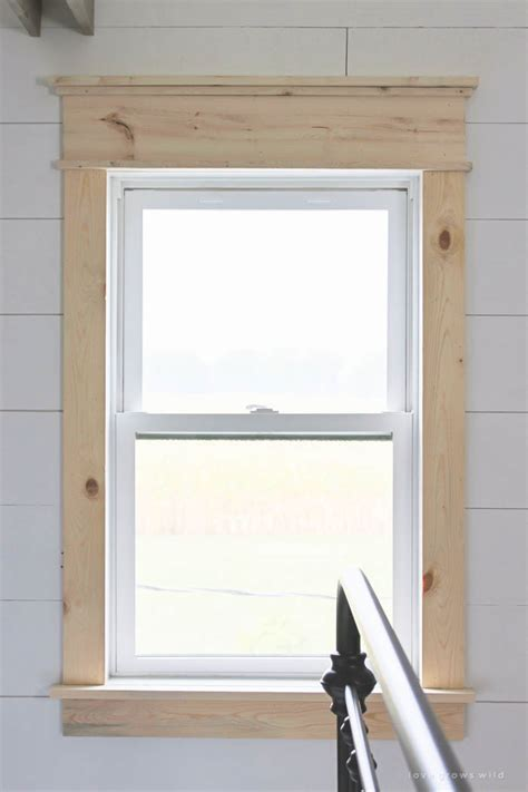 bathroom window trim farmhouse window trim love grows wild