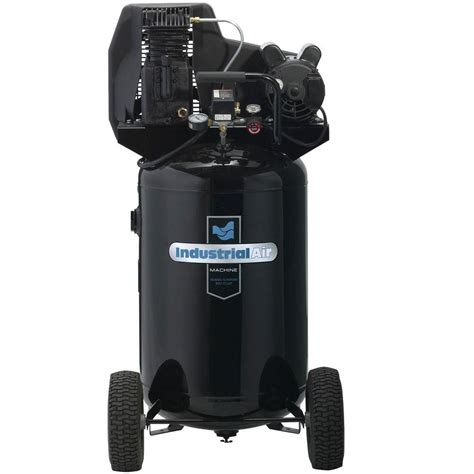 industrial air 30 gal portable electric air compressor ila1883054 the home depot