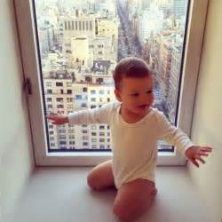 Ivanka trump s baby son joseph is ready to take new york city see the