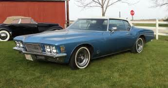 1971 Buick Riviera Gs For Sale 1971 Buick Riviera Gs Gran Sport With A 455 Engine My