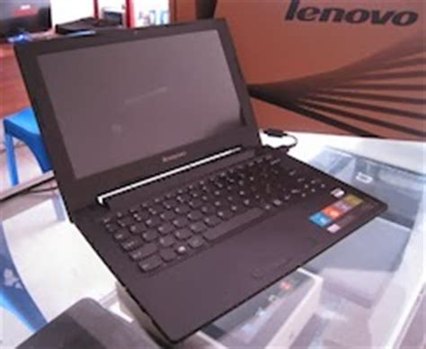 Second Laptop Lenovo S215 jual netbook 2nd lenovo ideapad s215