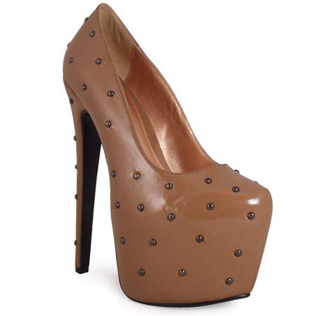 concealed 7 inch high heel stiletto platform
