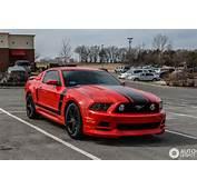 Ford Mustang Boss 302 2013  21 March 2014 Autogespot
