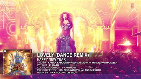 lovely song happy new year deepika padukone and