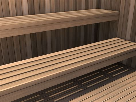 sauna bench bathology surfaces 431 sauna room bench cedar 20
