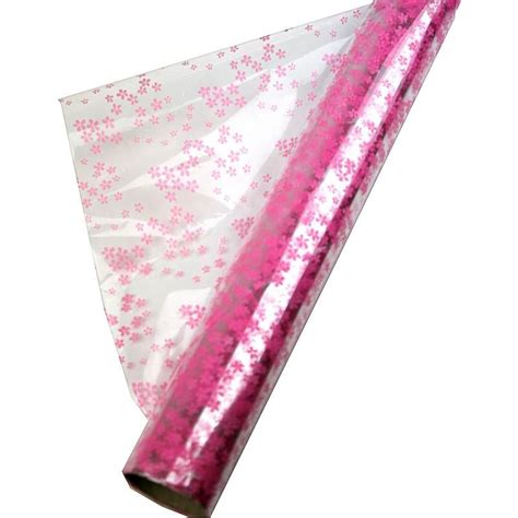 cello gift wrap hobbycraft cellophane roll flower bouquet gift wrapping