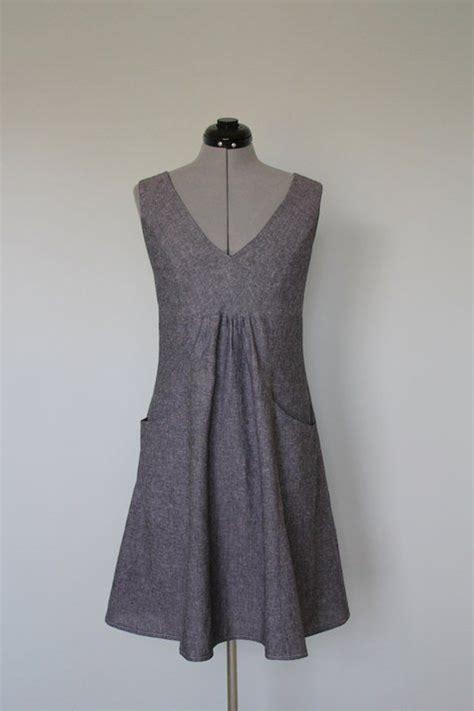 grey linen pattern grey linen dress with pockets box patterns and linen