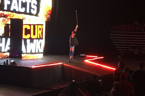 house seats las vegas wwe results from las vegas house show oct 1 2016 curt hawkins arrives cageside