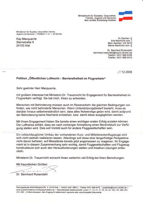 Beschwerdebrief Neckermann Gel 246 Scht 171 Recht Auf Klo