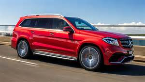 mercedes amg gls 63 2016 review carsguide