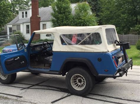 commando jeepster jeepster ewillys