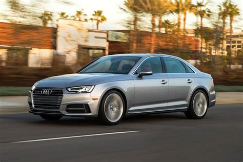 New Audi A4 2018 by 2018 Audi A4 Pricing For Sale Edmunds