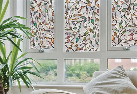 decorative window films for home more easy cheap or free home improvements