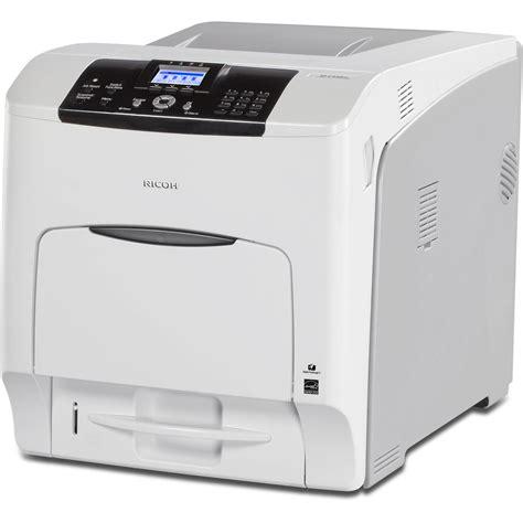 Printer Laser Ricoh ricoh sp c440dn color laser printer 407773 b h photo