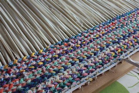 twined rag rug tutorial nifty rag rugs