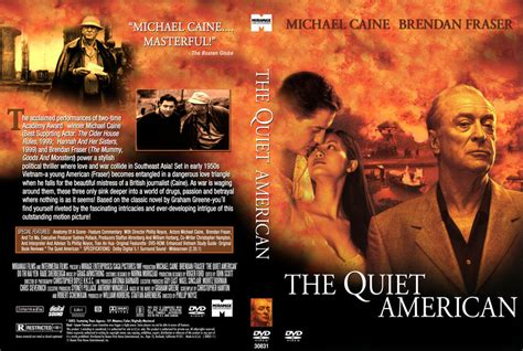 The Last American Dvd American Dvd Custom Covers 432quiet American Cstm Dvd Covers