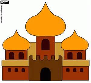 castillo alad 237 colorear castillo alad 237 imprimir
