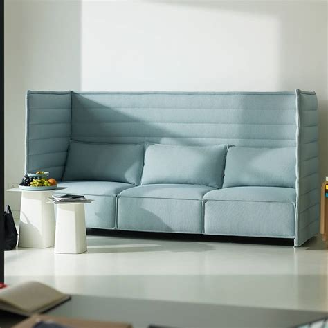vitra alcove sofa alcove sofa alcove plume sofa by vitra in the thesofa