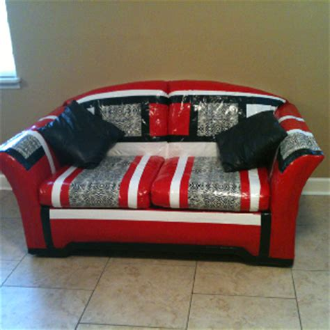 duct tape couch duct tape furniture reclaimedhome com