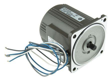 induction motor panasonic m8mx25g4yga panasonic m8m reversible induction ac motor 25 w 3 phase 4 pole 230 v ac