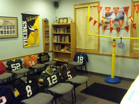 office football theme week all the rage decor