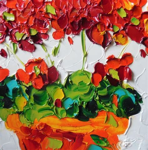 19 best images about geraniums on watercolors nancy dell olio and auction