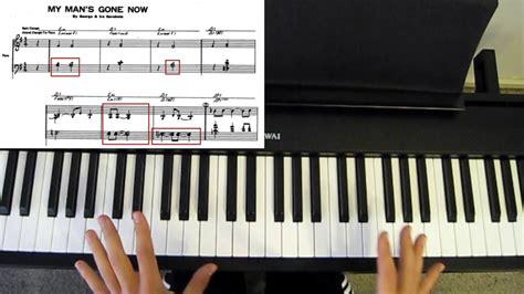 youtube tutorial jazz piano jazz piano tutorial tone clusters secundal harmony