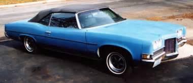 1971 Pontiac Bonneville Convertible 1971 Pontiac Convertible