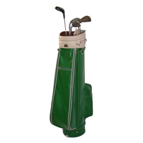 Golf Travel Cover Bag Utk Stick Golf Bag green leather golf bag real leather studio